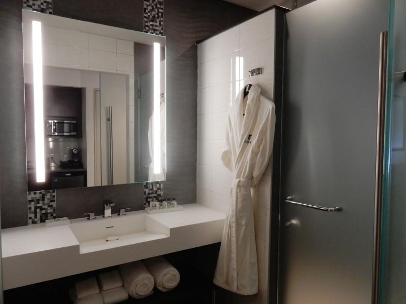 Bathroom, The Brooklyn A Hotel, NY