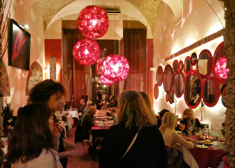 Sacramento Restaurant, Lisbon