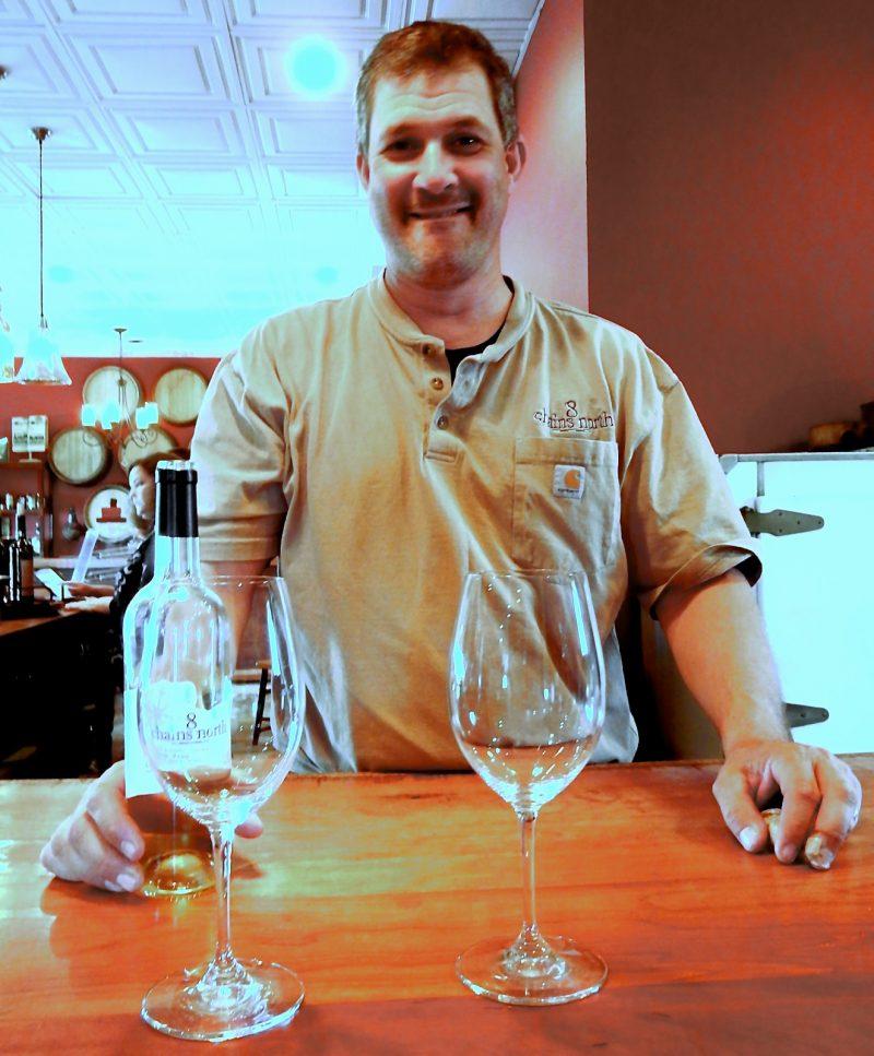 Ben Renshaw, 8 Chains North Winery