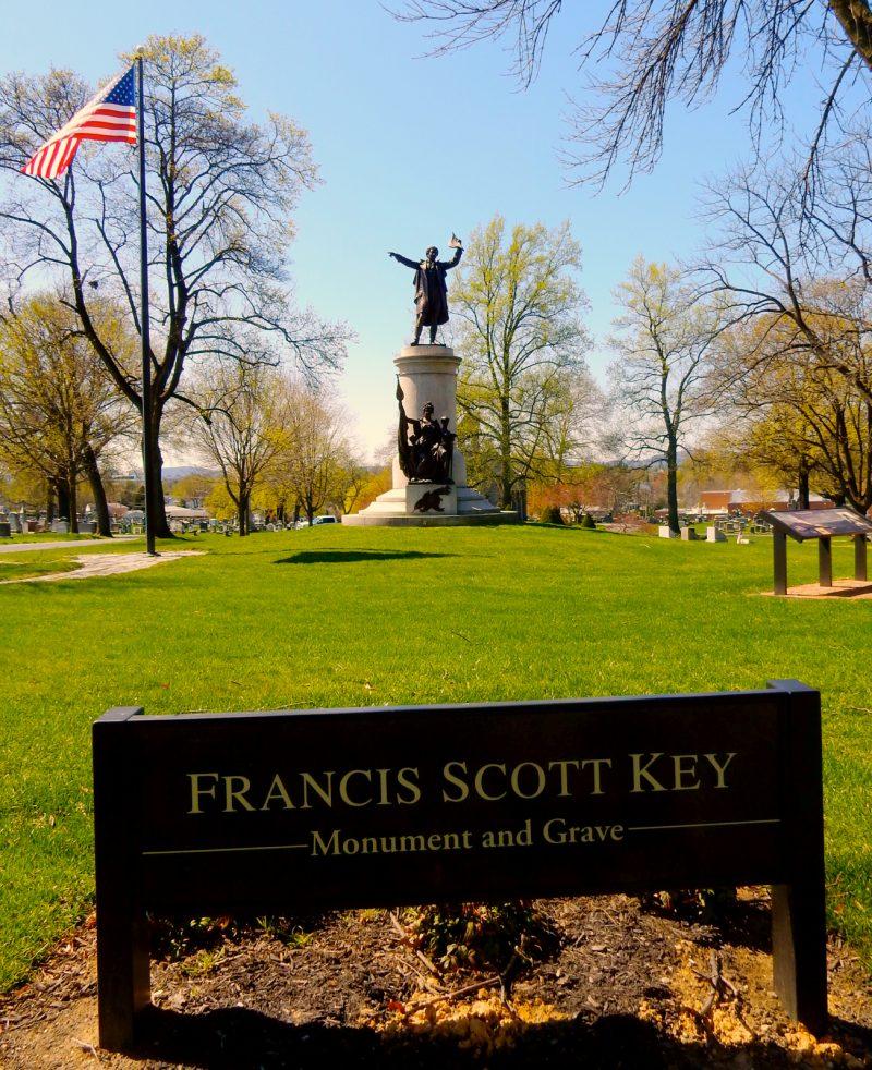 Francis Scott Key Grave, Frederick MD