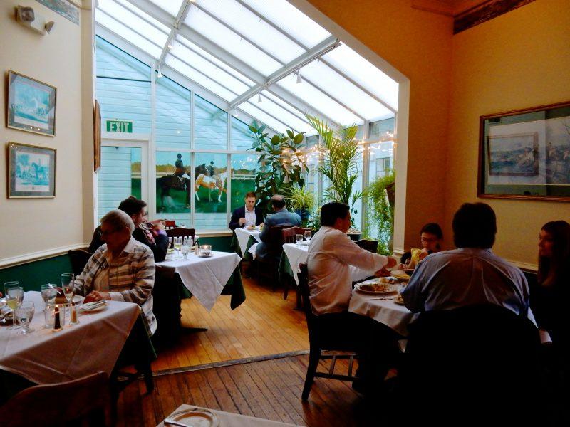 Interior, Tersiguel's Restaurant, Ellicott City MD @GetawayMavens