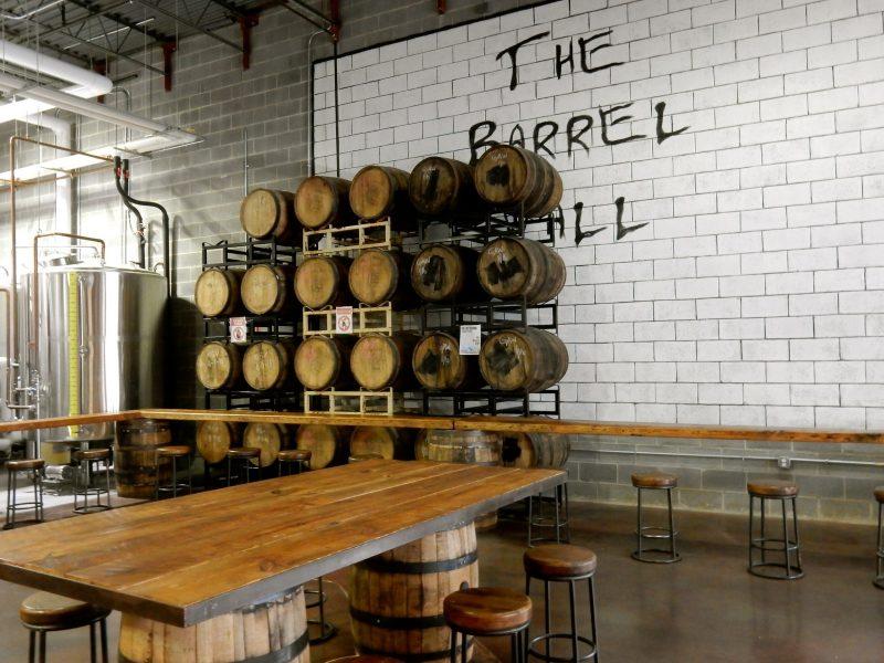 Ocelot Brewing The Wall, Loudoun County VA
