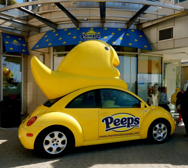 Peeps National Harbor MD