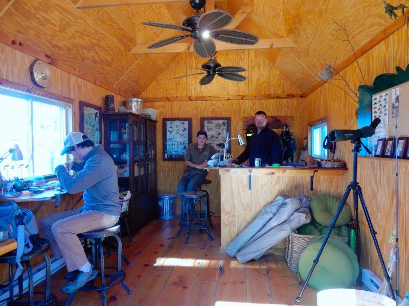 Inside Lily Pad, Lodge at Woodloch PA