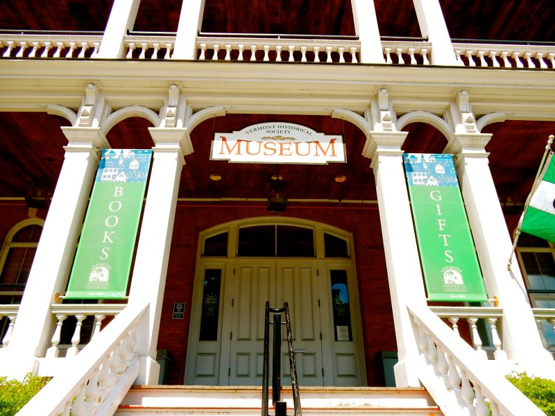 Vermont History Museum, Montpelier VT