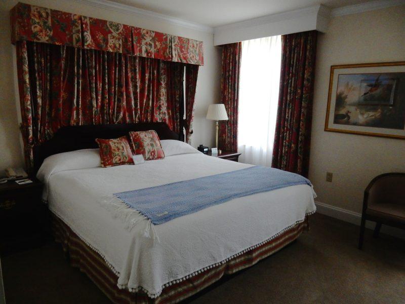 Guestroom, Harraseeket Inn, Freeport ME