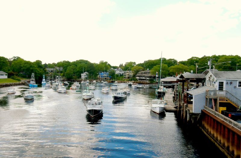 Perkins Cove, Ogunquit, ME