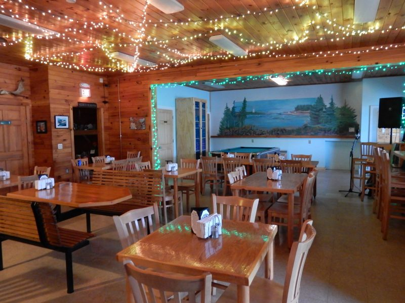 The Pickled Wrinkle, Birch Harbor ME