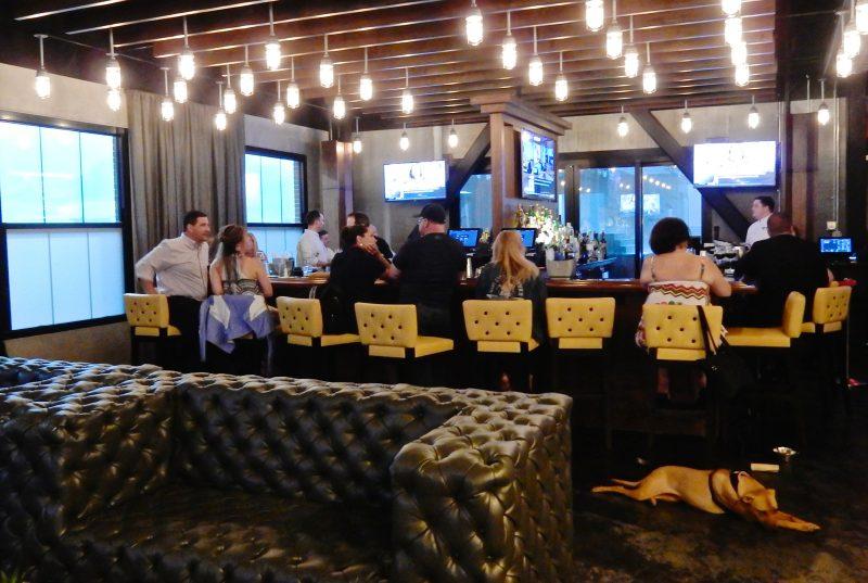 BV's Grill, The Time Hotel, Nyack NY