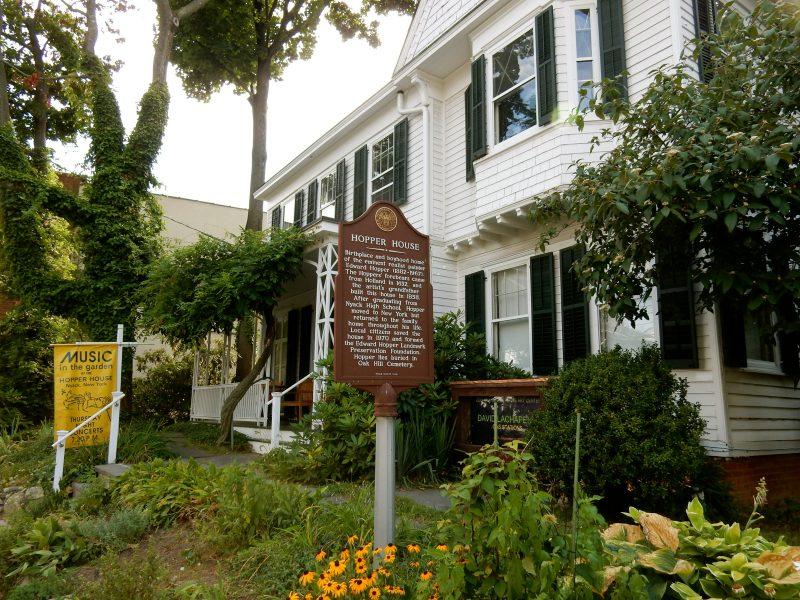 Edward Hopper House, Nyack NY