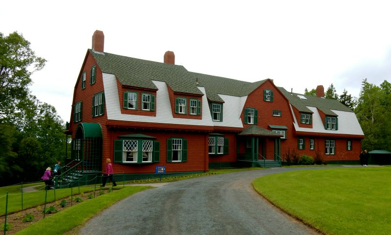 Roosevelt Cottage, Campobello Island Canada