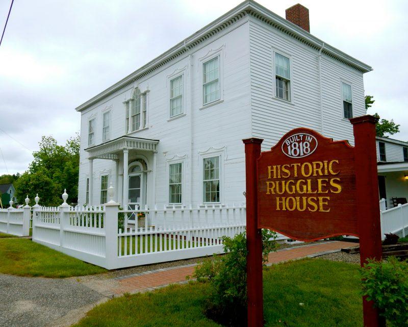 Ruggles House, Columbia Falls ME