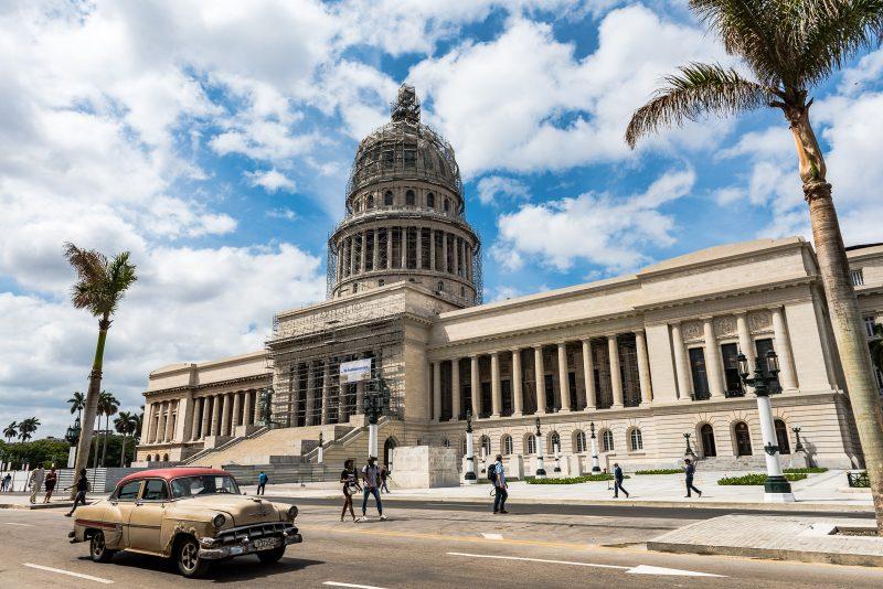 Capitalio - Havana Cuba