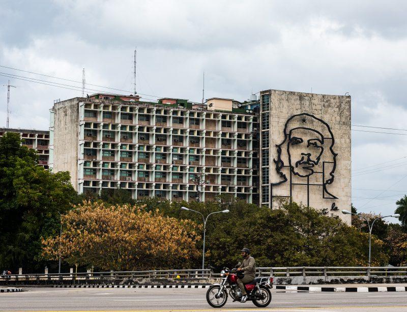Che Gueverra - Ministerio del Interior - Havana Cuba