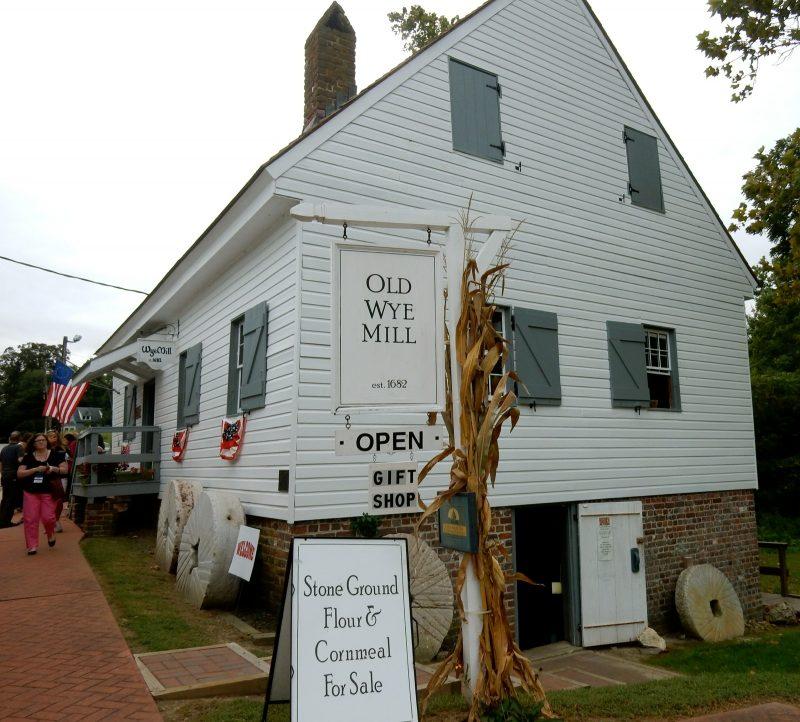 old-wye-mill-wye-md