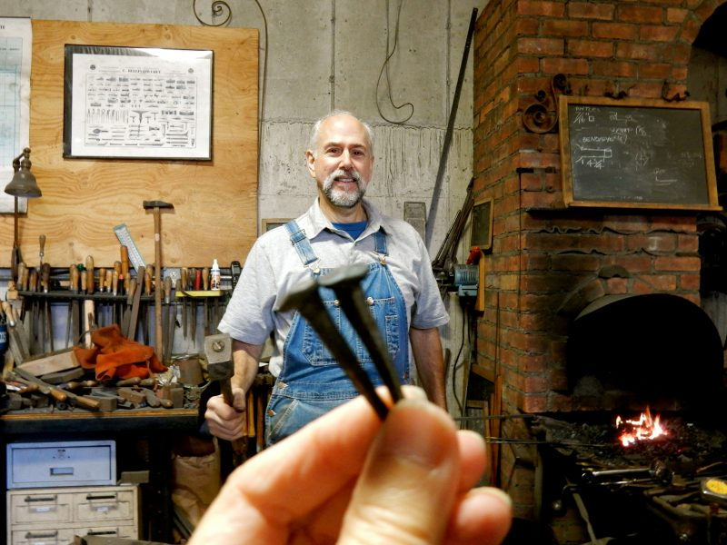nails-forged-by-jonathan-nedbor-canal-forge-high-falls-ny