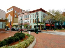 Downtown Hagerstown MD