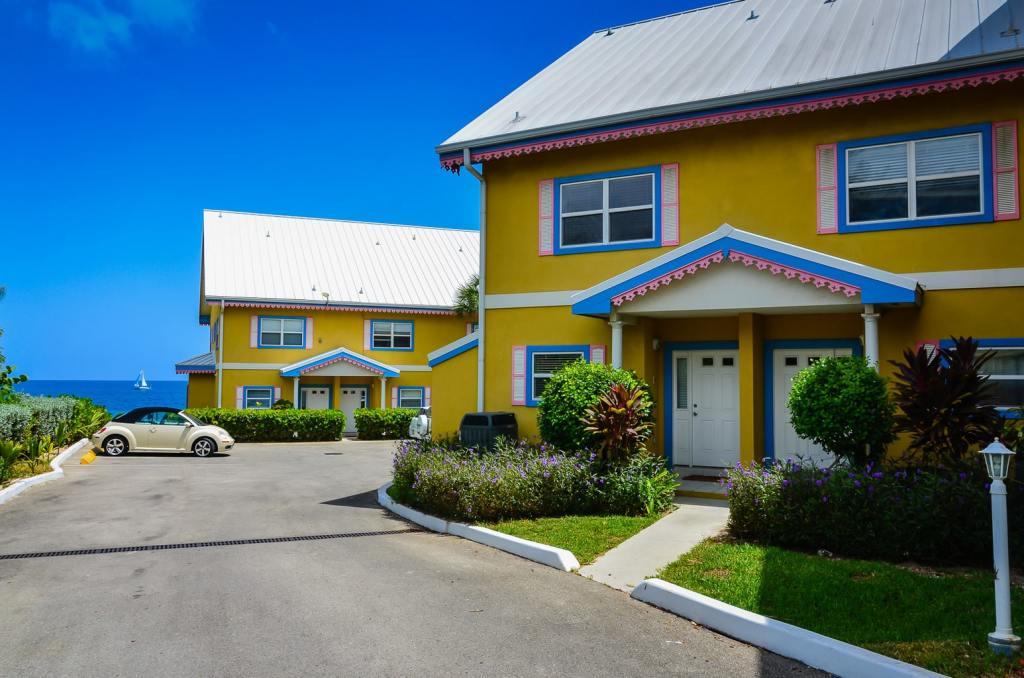 Cayman Sunset Townhouse