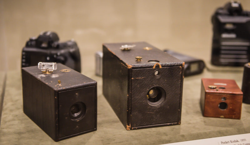 First Kodak Camera