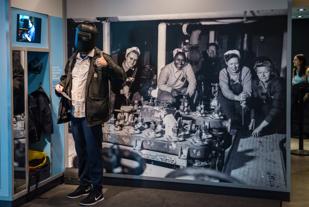 Waterfront - Brooklyn Historical Society - Navy Yard Exhibit