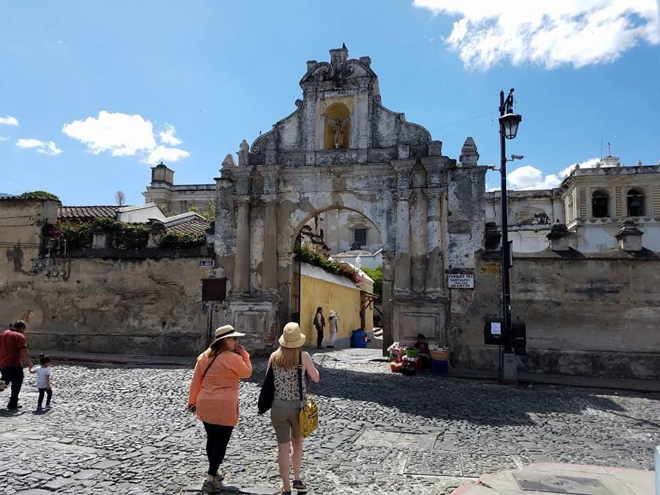 Church ruins, Antigua Guatemala