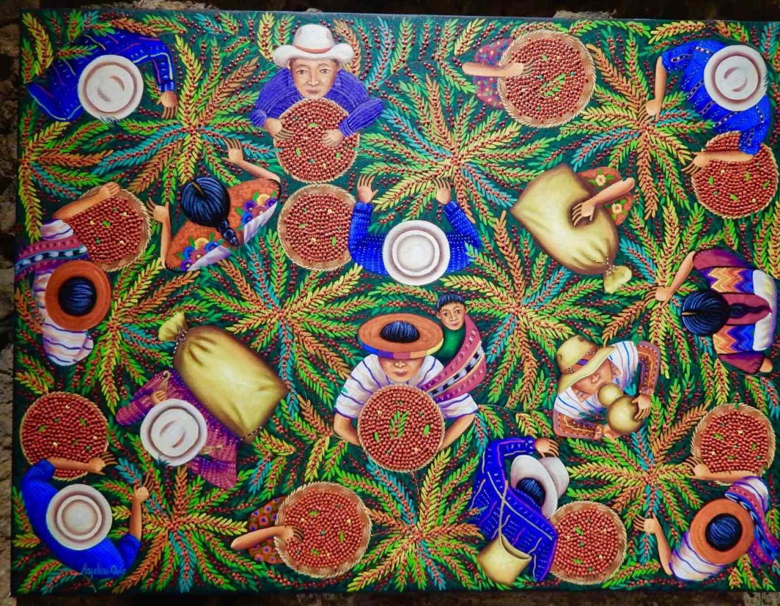 Guatemalan Folk Art