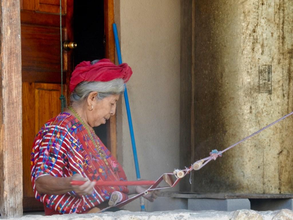 Weaver Santa Catarina Palopo