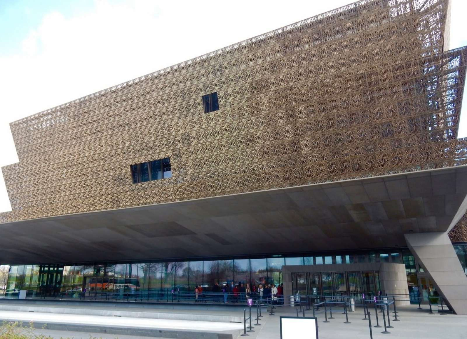 National Museum of African American History and Culture Washington DC