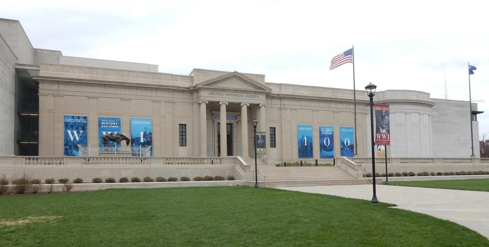 Virginia Historical Society Richmond VA