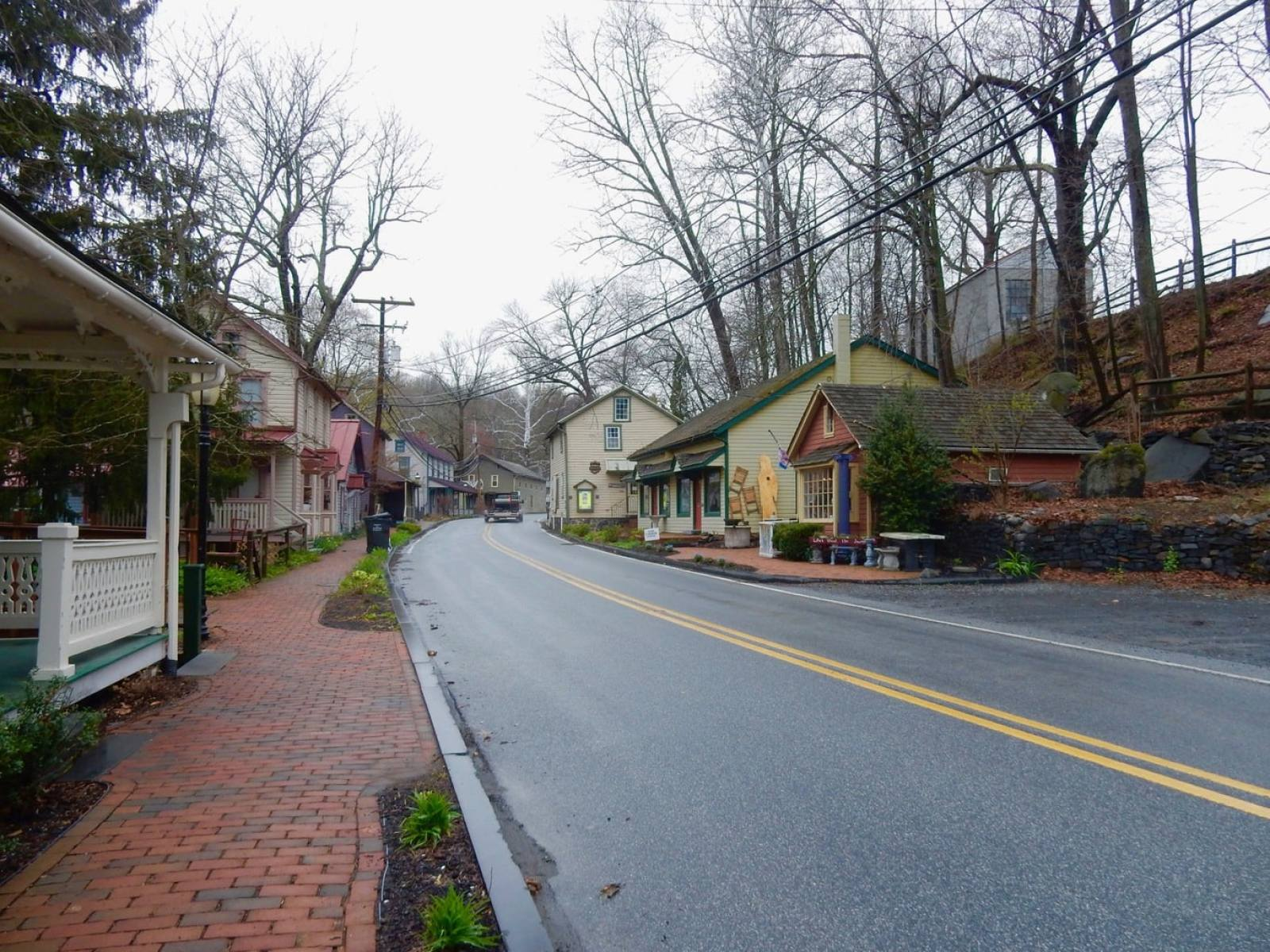 St. Peter's Village Historic District PA