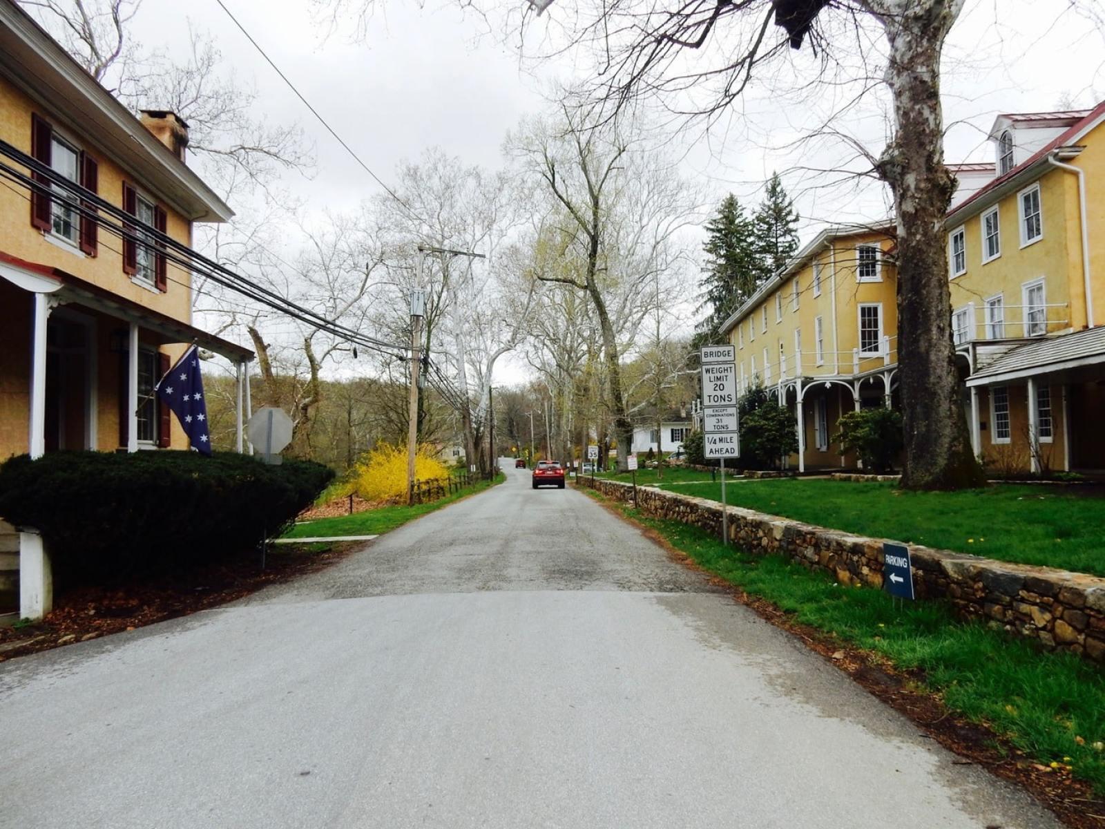 Historic Yellow Springs PA