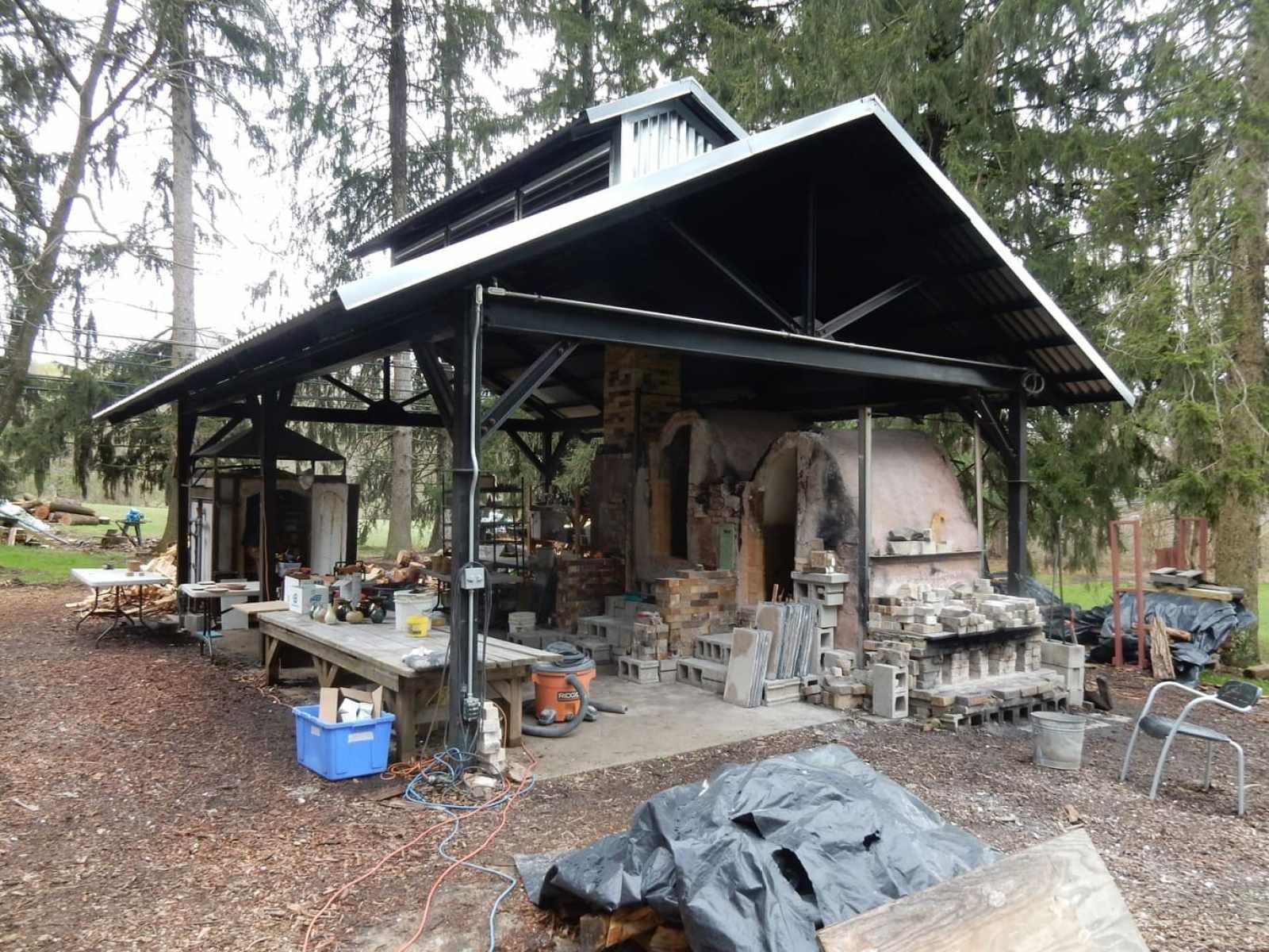 Wood Kiln Yellow Springs PA