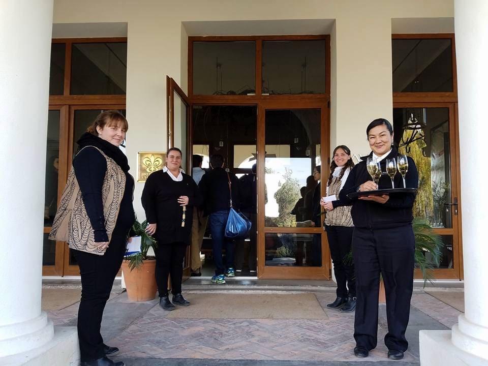 Welcome to Cavas Wine Lodge, Mendoza Argentina