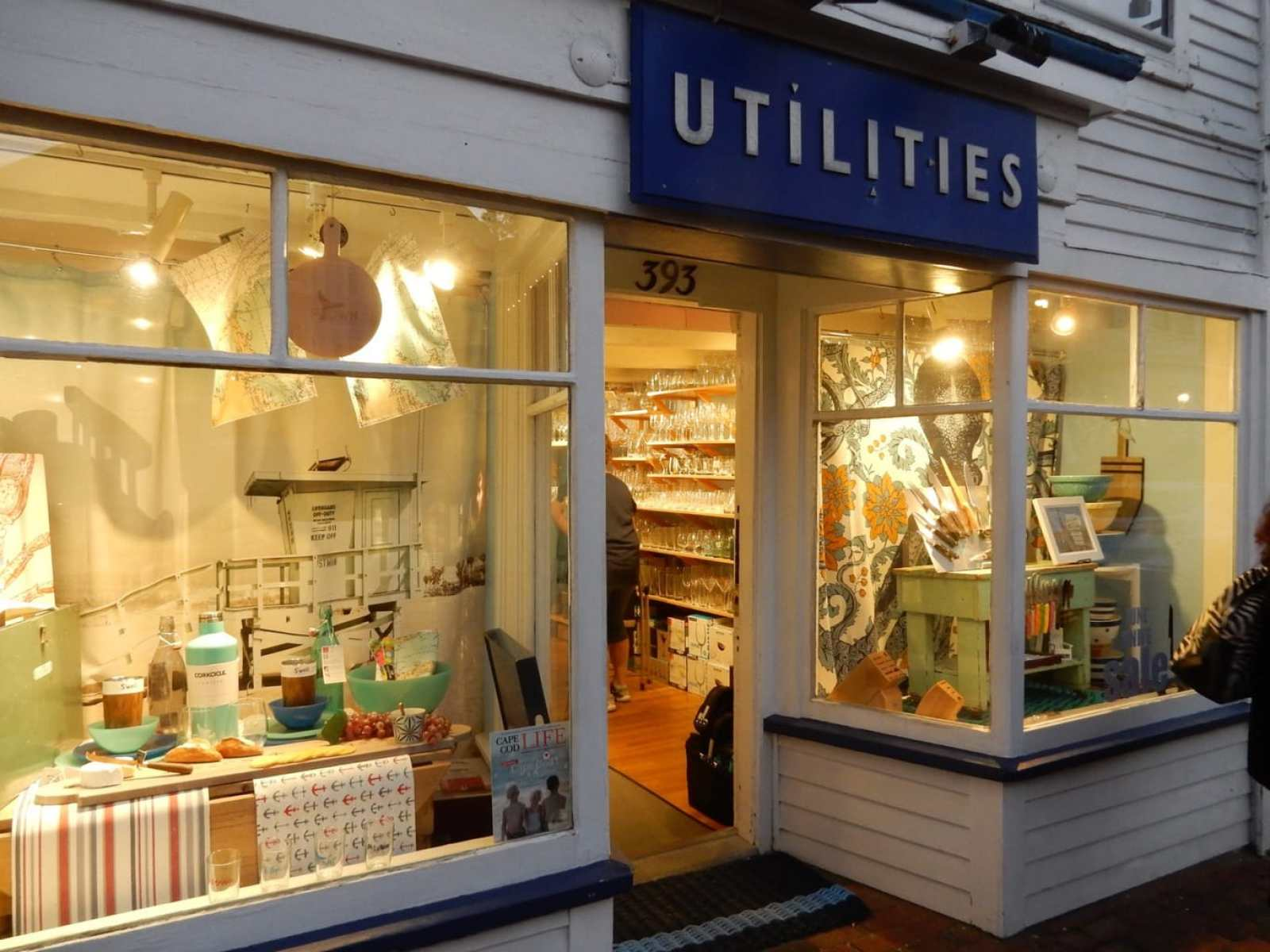 Utilities, Provincetown MA