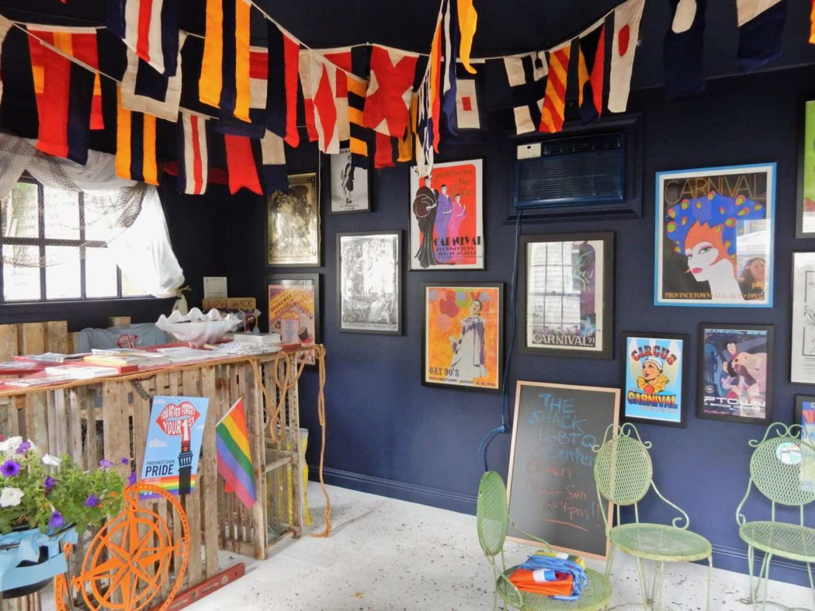 The Shack, Provincetown Business Guild