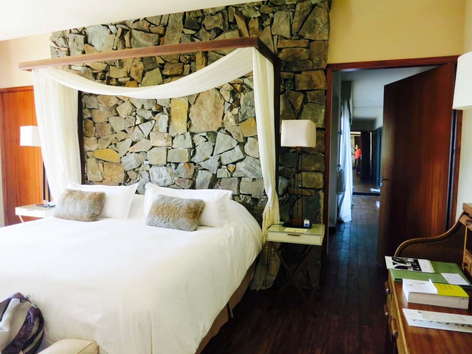Villa Bedroom Cavas Wine Lodge Mendoza Argentina
