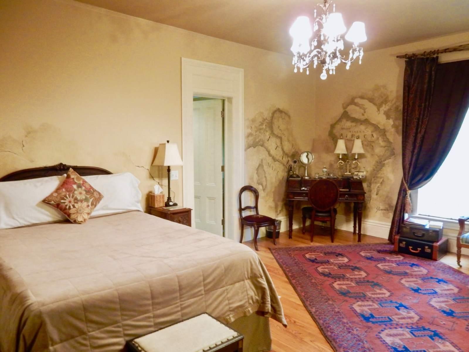 Traveler's Rest Room Ellwanger Estate Rochester NY