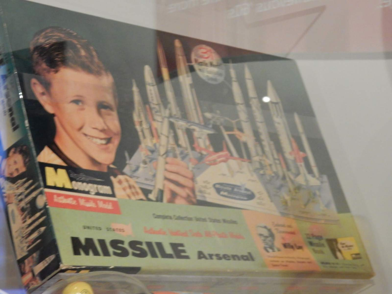 Missile Arsenal Game Strong Museum Rochester NY
