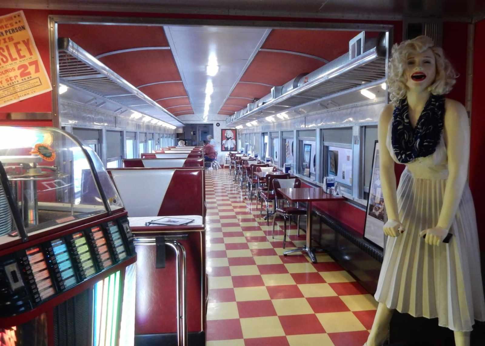 Doolittle Station Diner Dubois PA