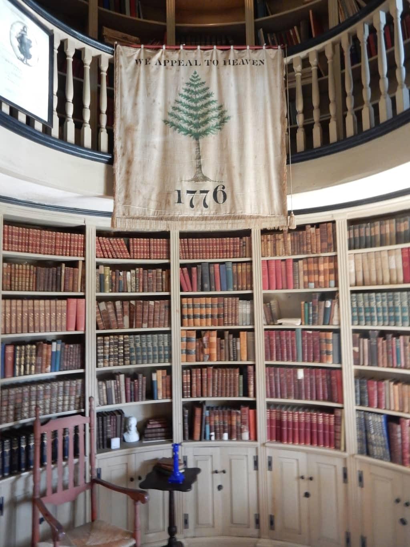 Library Sleeper-McCann House Gloucester MA
