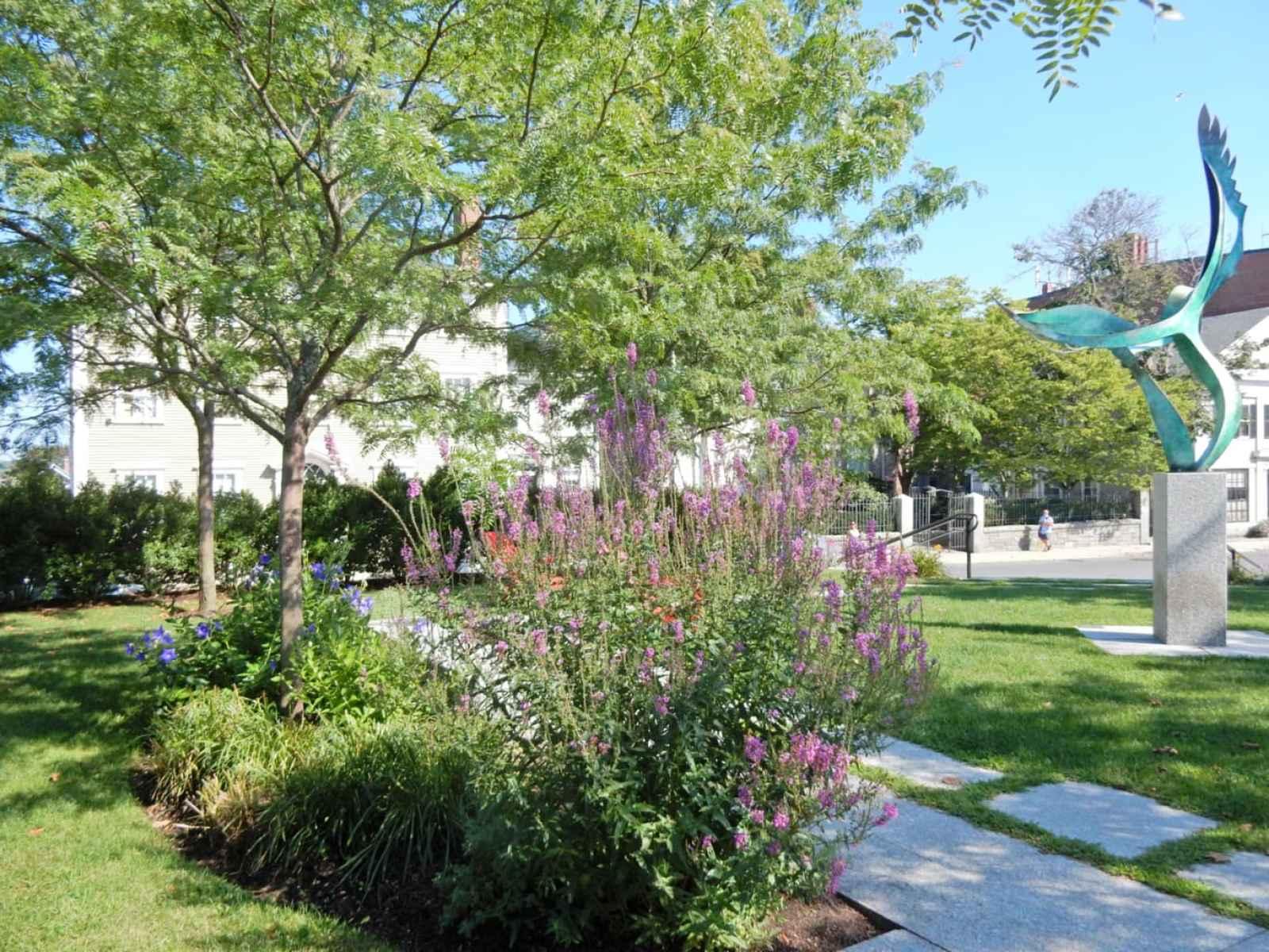 Gloucester MA Pocket Park