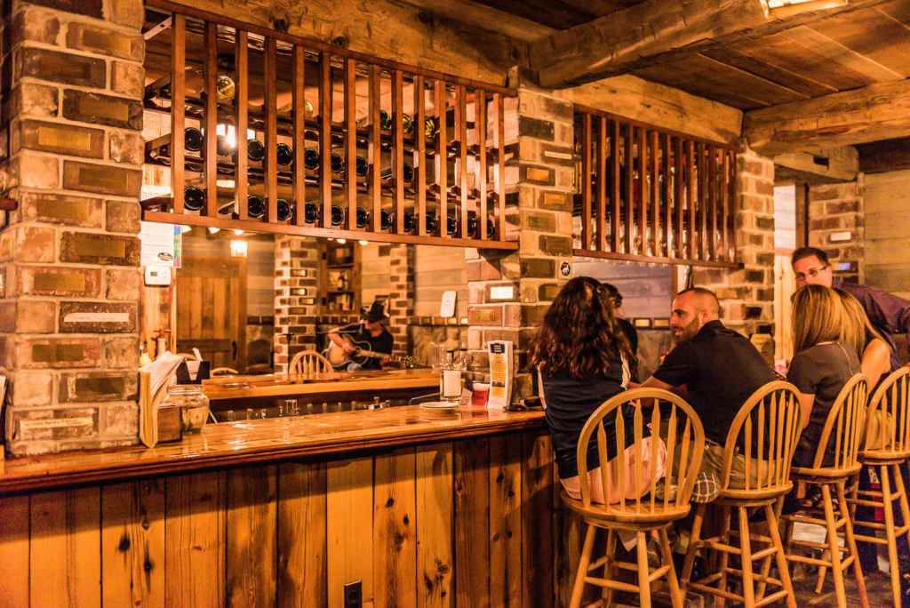 Bulls Head Inn Cellar Tavern