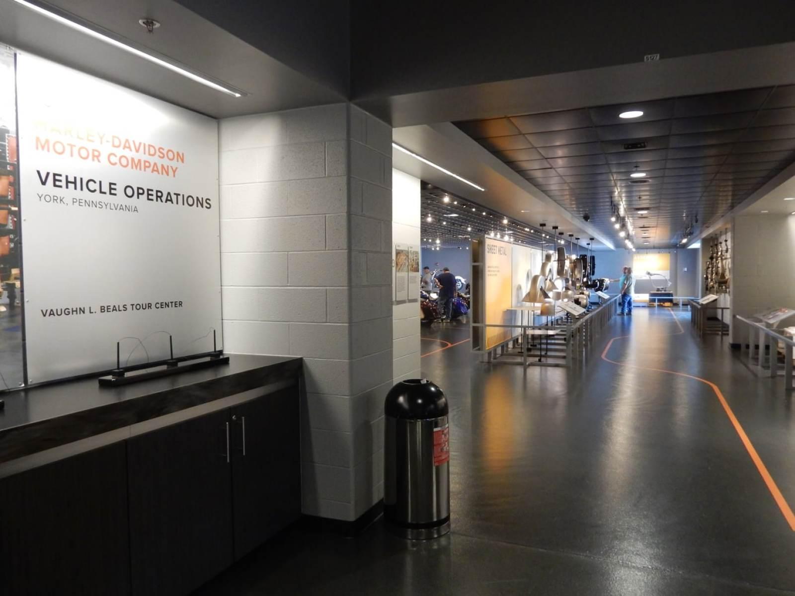 Harley Davidson Vehicle Operations York PA