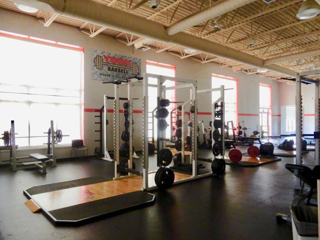 Gym - Weightlifting Hall of Fame at York Barbells York PA