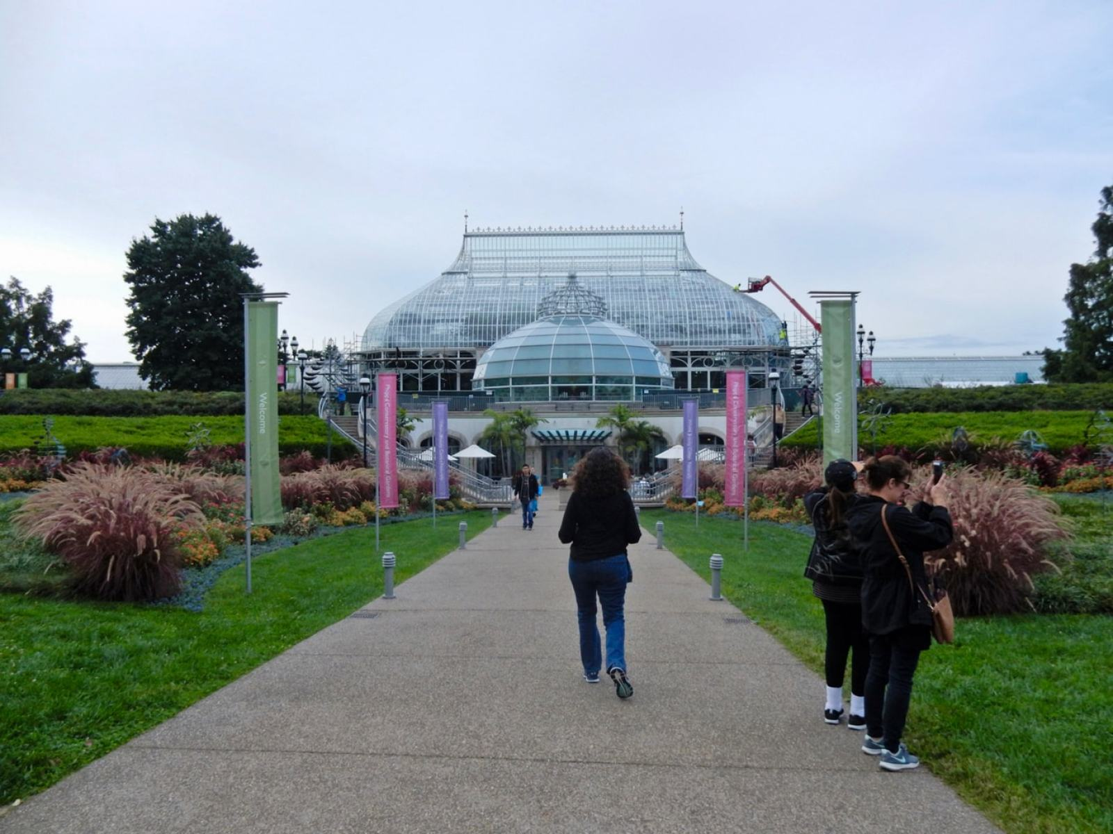 Phipps Conservatory Pittsburgh PA