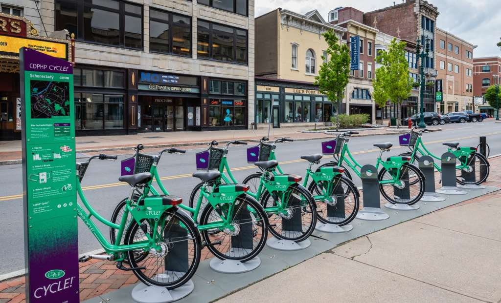 Bike rental in Schenectady NY
