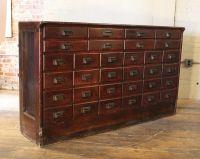 Antique Hardware Cabinet | Antique Furniture