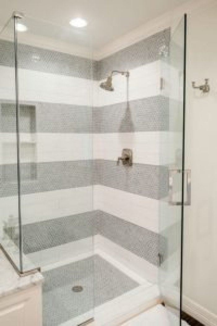 Epic how to tile shower floor #bathroomtileideas #showertile #bathroomtilefloor