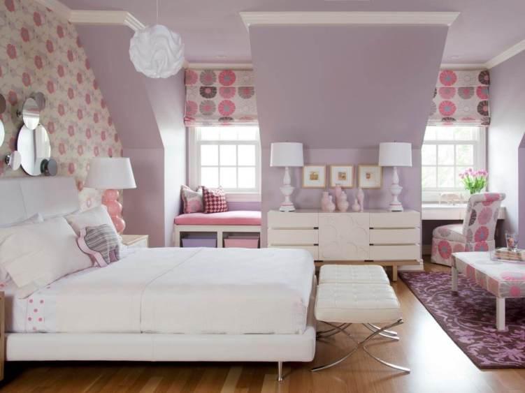 Staggering small bedroom with couch #cutebedroomideas #teenagegirlbedroom #bedroomdecorideas