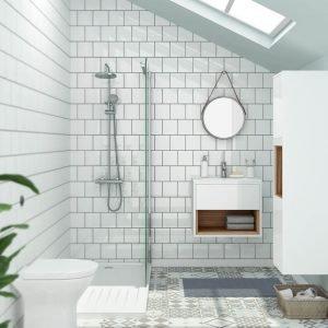59 simply chic bathroom tile ideas for